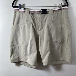 Eastern Mountain Sports Belted Hiking Shorts 10